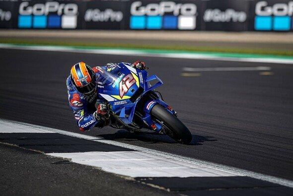 Alex Rins holt seinen 2. MotoGP-Saisonsieg - Foto: Suzuki