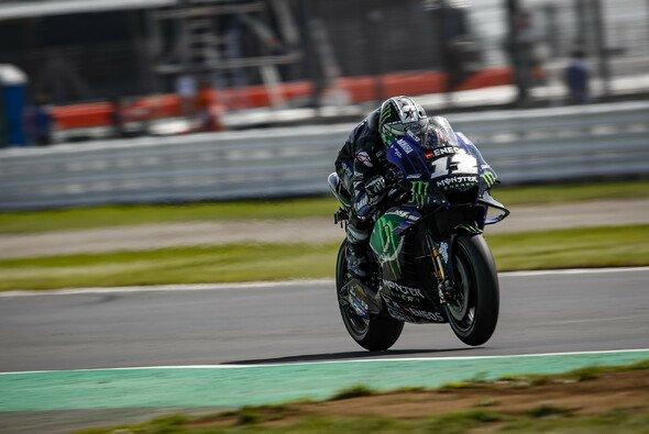 Maverick Vinales ist von der 2020er Yamaha noch nicht überzeugt - Foto: Yamaha