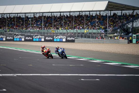 2020 wird kein Großbritannien GP der MotoGP stattfinden - Foto: Suzuki