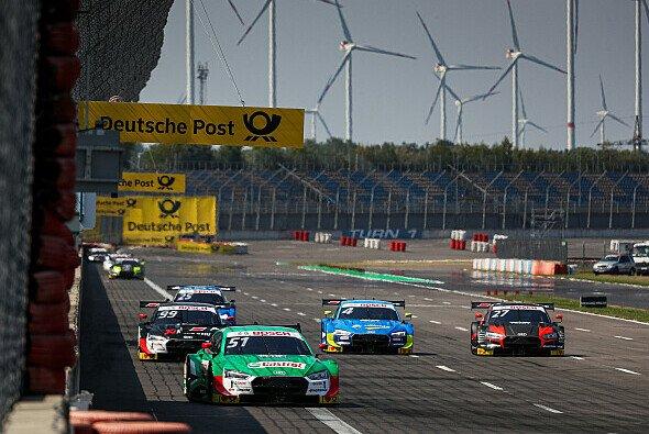 Die DTM trägt 2020 zwei Rennwochenenden auf dem Lausitzring aus - Foto: Audi Communications Motorsport