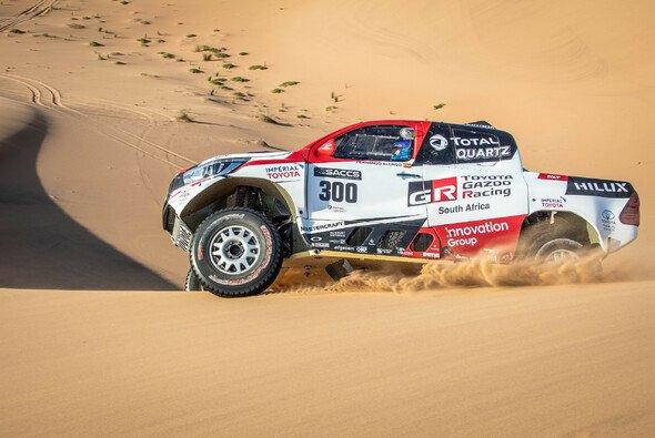 Fernando Alonso soll bereits im September in Südafrika seinen ersten Rallye Raid bestreiten - Foto: Toyota Gazoo Racing