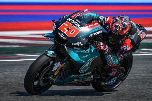 Fabio Quartararo ist weiterhin in Topform - Foto: MotoGP