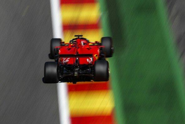 Ferrari war in den Formel-1-Trainings von Spa-Francorchamps nur im Qualifying-Trimm schnell - Foto: LAT Images