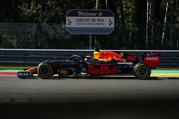 Max Verstappen kassiert Motoren-Strafe beim Italien GP - Foto: LAT Images