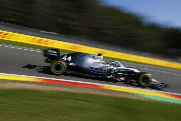 Mercedes hofft für das Formel-1-Rennen in Spa-Francorchamps auf die Longrun-Pace - Foto: Mercedes-Benz