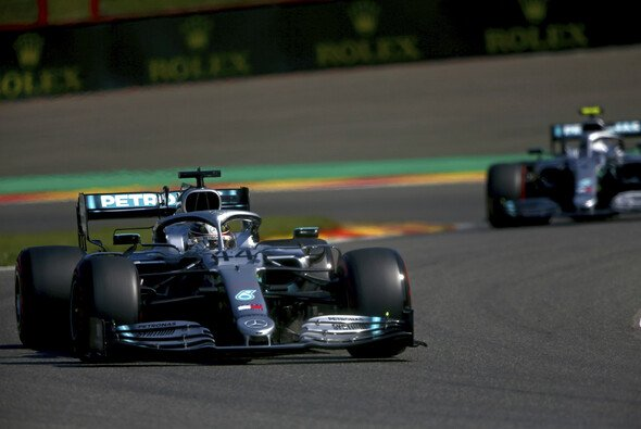 Mercedes erlebte in Spa zuletzt zwei Motor-Defekte - Foto: LAT Images