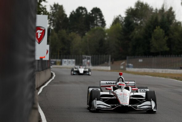 Will Power fuhr in Portland zum Sieg - Foto: IndyCar