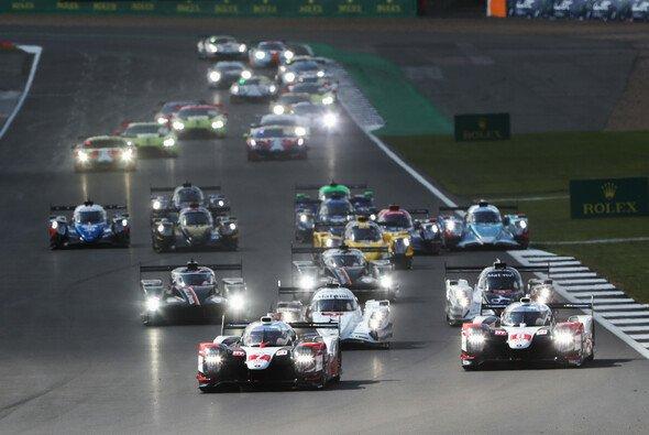 Toyota dominiert den Auftakt in die WEC-Saison 2019/20 - Foto: LAT Images