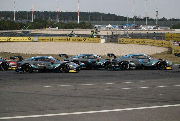 R-Motorsport wohl auch 2020 mit vier Aston Martin Vantage DTM am Start - Foto: R-Motorsport