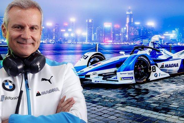 BMW absolvierte 2018/19 seine erste Saison als Werksteam in der Formel E - Foto: BMW Motorsport/Motorsport-Magazin.com