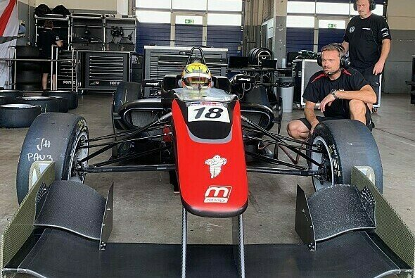 Trierer Niklas Krütten mit Aufstieg in die Formel 3 - Foto: Niklas Krütten