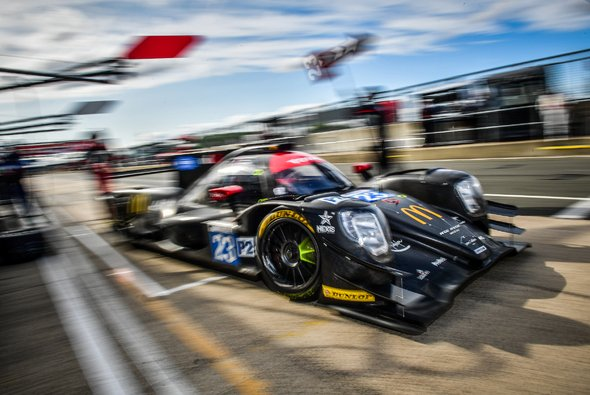 Rene Binder mit P7 in Silverstone - Foto: PASCAL SAIVET / MPS AGENCY