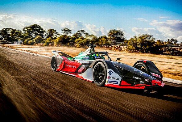 Audi und Co. bereiten sich in Valencia auf die neue Formel-E-Saison vor - Foto: Audi Communications Motorsport