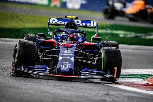 Toro Rosso war in Monza im Training plötzlich Nummer eins im Mittelfeld - Foto: LAT Images