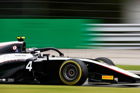 Nyck De Vries startet in Monza von ganz hinten - Foto: LAT Images
