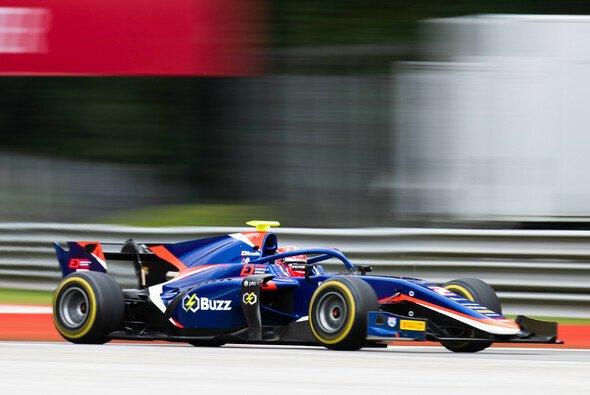Nobuharu Matsushita gewinnt das Formel-2-Hauptrennen in Monza - Foto: LAT Images