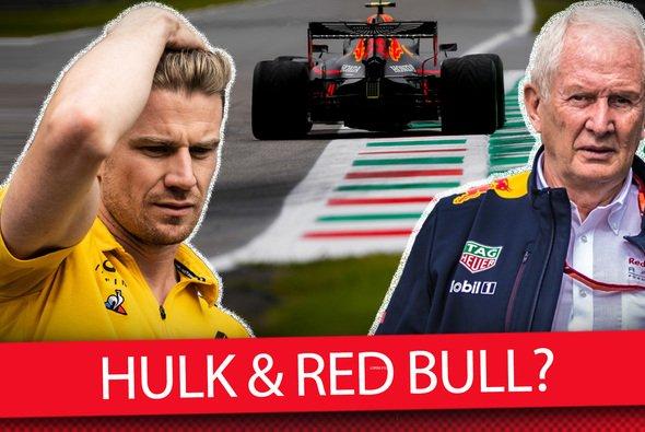 Red-Bull-Berater Dr. Helmut Marko hat kein Interesse an Nico Hülkenberg - Foto: Motorsport-Magazin.com