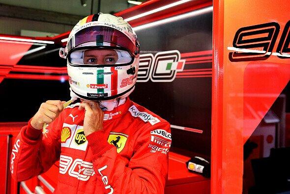 Sebastian Vettel machte Ferrari-Teamkollege Charles Leclerc nach dem Qualifying in Monza Vorwürfe - Foto: Ferrari
