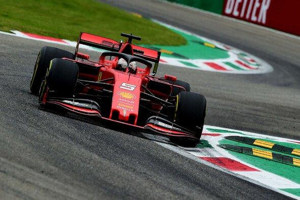 Sebastian Vettel fuhr im 3. Freien Training auf dem Autodromo Nazionale di Monza Bestzeit - Foto: Ferrari