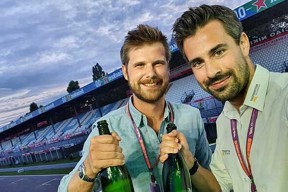 Party in Monza - Foto: Motorsport-Magazin.com