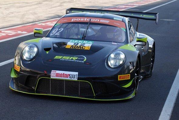 Premiere im ADAC GT Masters: der Porsche von SSR Performance - Foto: ADAC GT Masters