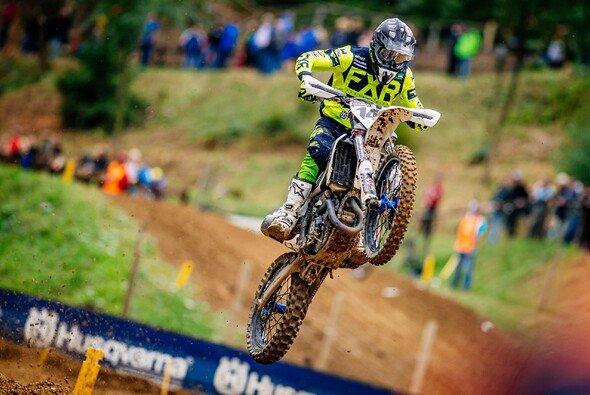 Dennis Ullrich möchte in Holzgerlingen seinen fünften Titel gewinnen - Foto: ADAC MX Masters
