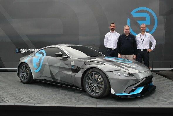 Der neue Aston Martin Vantage Cup by R-Motorsport - Foto: R-Motorsport