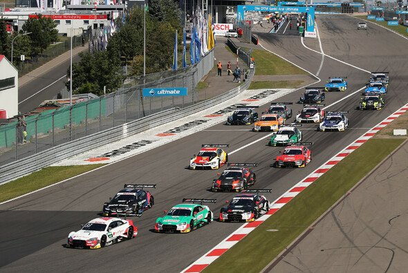 Der offizielle ITR-Test der DTM steigt 2020 auf dem Nürburgring - Foto: DTM