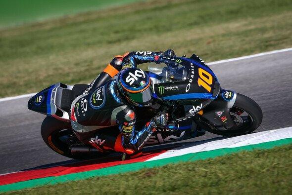 Luca Marini ist Moto2-Polesitter beim zweiten Misano-Rennen - Foto: Tobias Linke