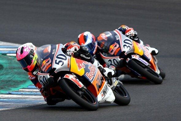 Dupasquier verlässt den Rookies Cup in Richtung Moto3 - Foto: Red Bull Rookies Cup