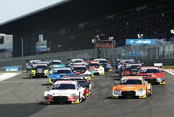 Die DTM trägt 2020 zwei Rennwochenenden auf dem Nürburgring aus - Foto: DTM