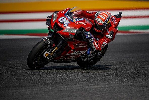 Für Andrea Dovizioso lief der Auftakt in Misano nicht wie geplant - Foto: Ducati
