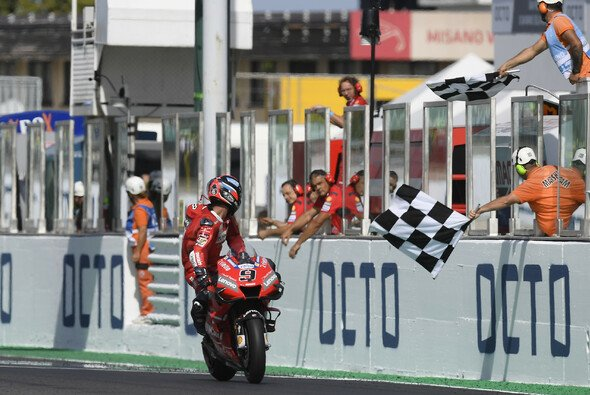 Die MotoGP ist zurück in Misano - Foto: Ducati