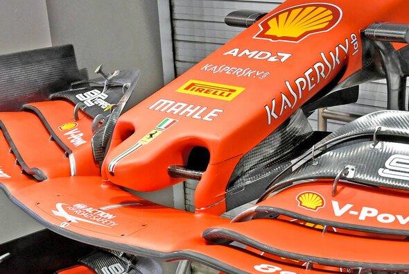 Die neue Ferrari-Nase macht Sebastian Vettel Hoffnung für den Singapur GP 2019 - Foto: LAT Images