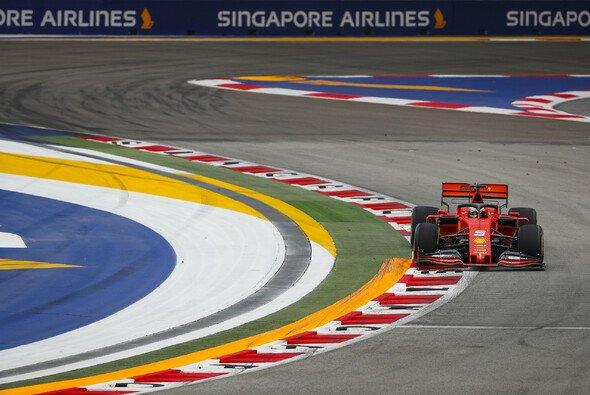 Die Formel 1 beim Singapur GP: Alle Infos im Live-Ticker - Foto: LAT Images