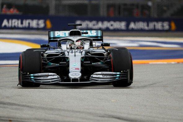 Lewis Hamilton war in Singapur nahezu in einer eigenen Liga unterwegs - Foto: LAT Images