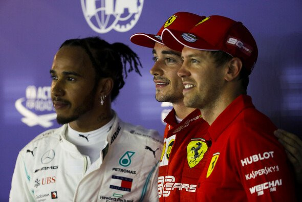 Ferrari ist in Singapur plötzlich bei der Pace - wie gelang das Wunder? - Foto: LAT Images