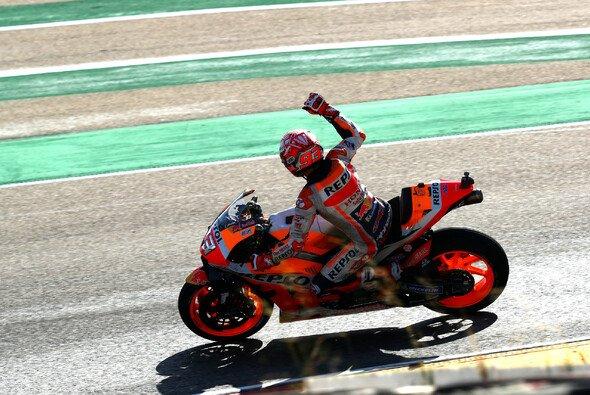 Ist 2019 Marc Marquez' beste MotoGP-Saison? - Foto: LAT Images