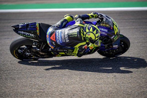 Die MotoGP ist zurück in Aragon - Foto: Monster Yamaha