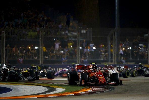 Inzwischen ist bekannt, dass es 2021 kein Formel-1-Rennen in Singapur geben wird - Foto: LAT Images