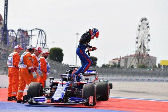 Honda gab auch 2019 in der Formel 1 bei Motorwechseln den Ton an - Foto: LAT Images