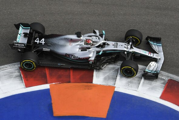 Lewis Hamilton zweifelt in Sotschi an Chancen ohne Regen - Foto: LAT Images