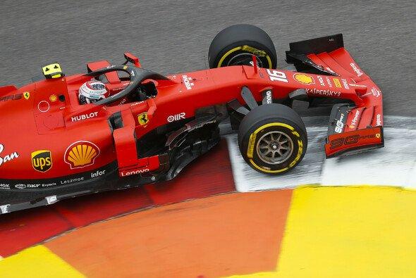 Ferrari ist nach den Trainings in Russland jetzt sicher: Das Singapur-Update ist wirklich gut - Foto: LAT Images