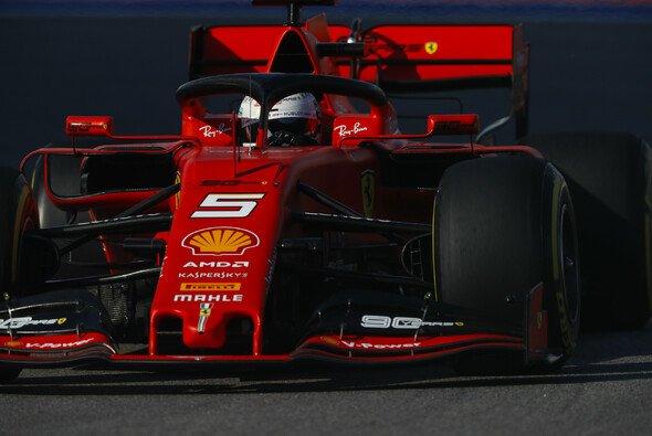 Suzuka wird die nächste Bewährungsprobe für Ferrari und Sebastian Vettel - Foto: LAT Images