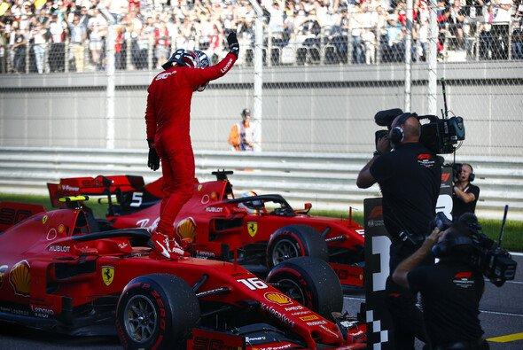 Heute ist Qualifying-Tag der Formel 1 in Sotschi - Foto: LAT Images