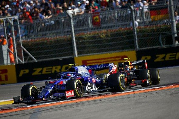 Pierre Gasly und Alex Albon haben nach der F1-Sommerpause die Cockpits getauscht - Foto: LAT Images
