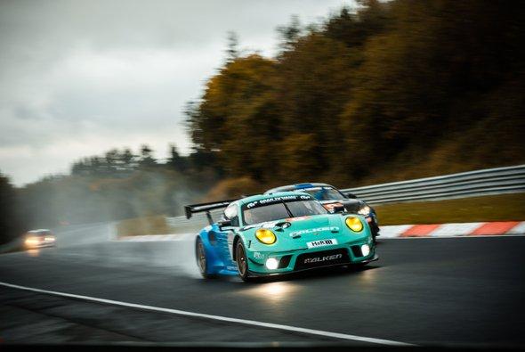 Zum Start des 24-Stunden-Rennens auf dem Nürburgring ist Regen vorhergesagt - Foto: Felix Maurer