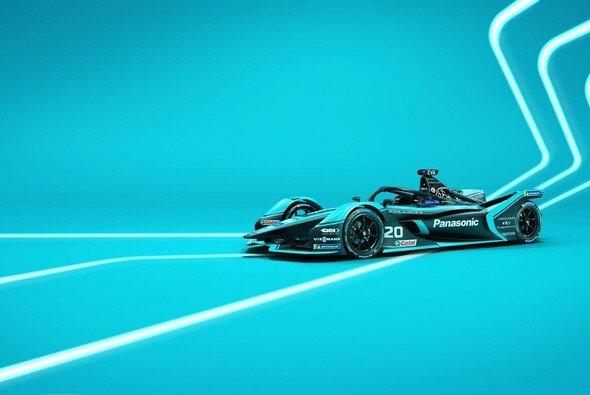 So sieht der neue Jaguar I-TYPE 4 für die Formel E aus - Foto: Jaguar