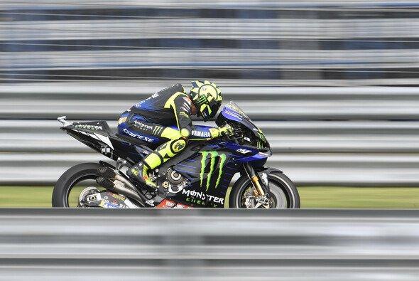 Rossi & Co. wollen in Thailand die starken Trainings-Leistungen bestätigen - Foto: LAT Images
