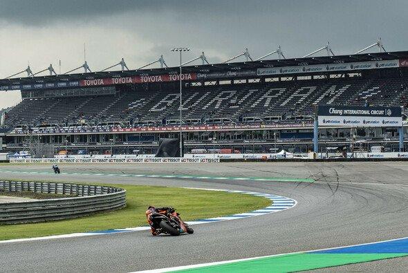 Muss auch der Thailand-GP der MotoGP verschoben werden? - Foto: LAT Images
